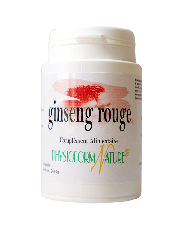 GINSENG ROUGE 1